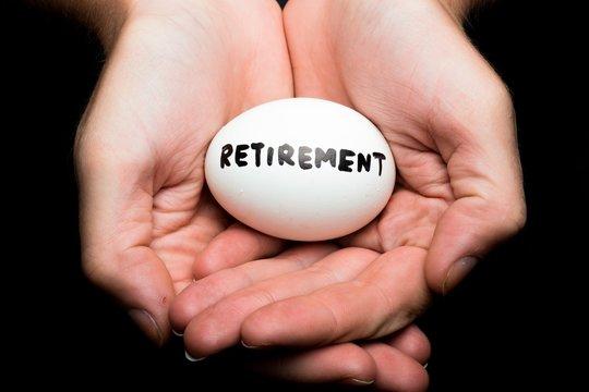 Retirement, Pension, Nest Egg.