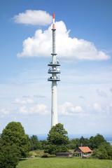 radio tower Hoher Peissenberg