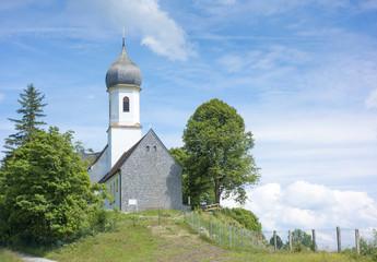 church at Hoher Peissenberg