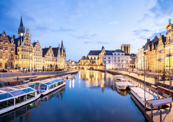 Ghent Belgium