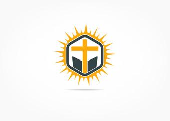 Bible church logo