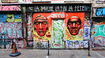 Street art - Paris