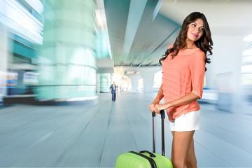 Travel, traveler, airport.