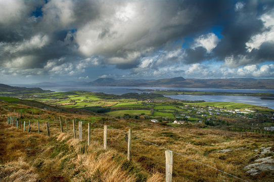 Bantry Bay from Seskin Hill