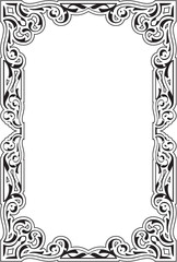 Roccocco ornate page