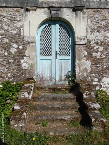 Saint-Herblain - Chapelle du Château de la Gournerie\