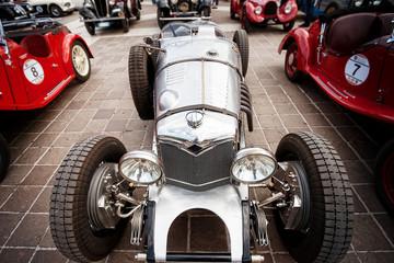 raduno automobili d'epoca