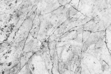White marble patterned texture background. Marbles of Thailand, abstract natural marble black and white (gray) for design.
