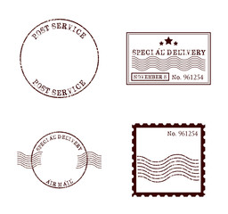 stamp mail