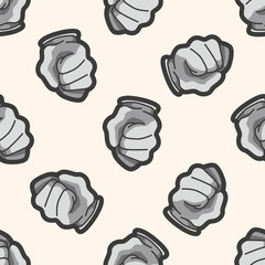 hand ,seamless pattern