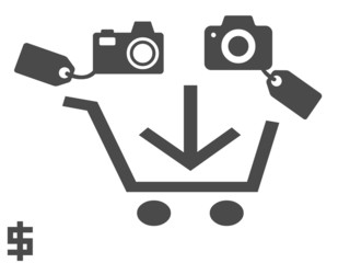 Cart below Camera DSLR and Mirrorles Discount Sell