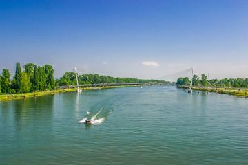 Rhein Mimram Brücke Kehl-Straßburg