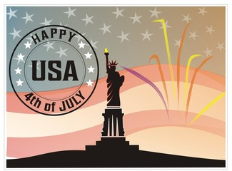 Fourth of july – usa independence day