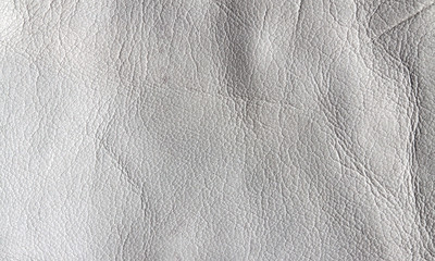 Dirty White Leather