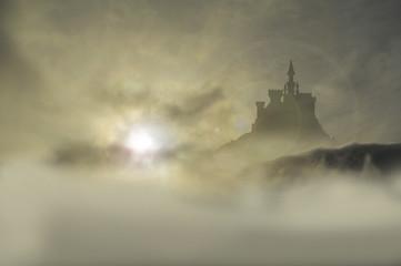 castle in clouds 3
