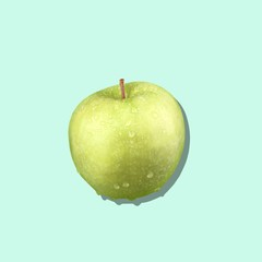 Apple, apples, fruit.