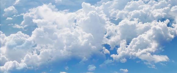 ciel bleu et nuage 11