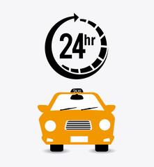 Taxi service design.
