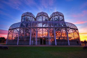 Botanical Garden, Curitiba, Brazil.
