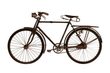 Fotobehang Fiets retro bicycle