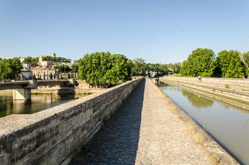 Brücke Canal du midi in Beziers