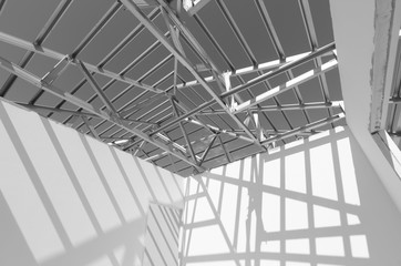 Steel Roof Black and White-03
