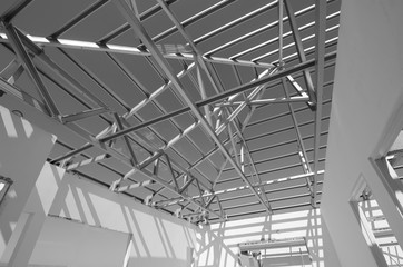 Steel Roof Black and White-04