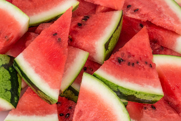 water melon slices as a backgroudn