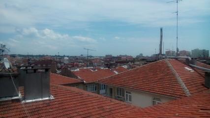 Old cites Istanbul Turkey