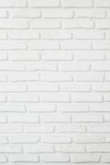 Brick White Wallpaper