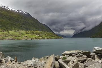 Landschaft Norwegen © Matthias Buehner