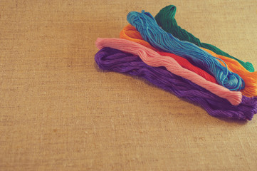 thread embroidery floss