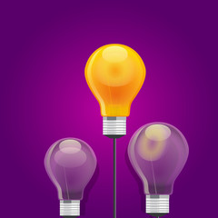 idea compete best bulb shine light lamp
