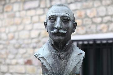 bust sculpture man europe