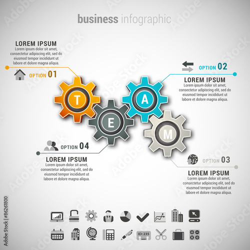 Infographic making software