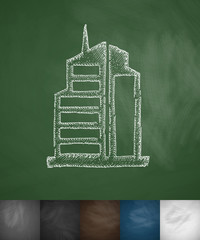 high-rises icon