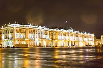 Exterior Hermitage in Sankt Petersburg