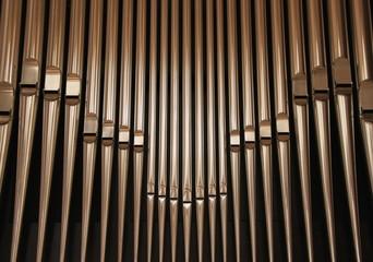 Orgel-Pfeifen