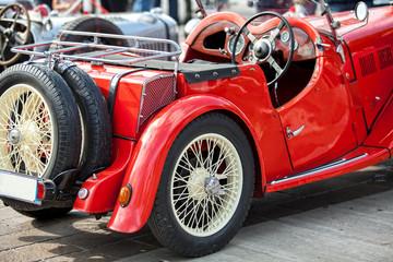splendide auto d'epoca