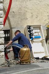 électricien - intervention