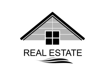 House  Real Estate logo icon  design