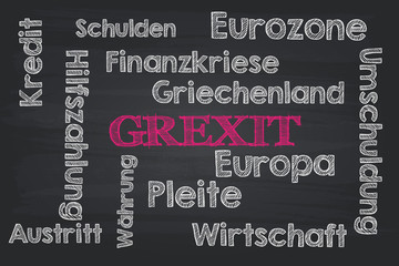Grexit Tafel