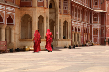 City Palace, Jaipur indien