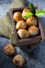 Kanom Krok , khmer dessert