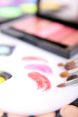Professional tools for make-up artist