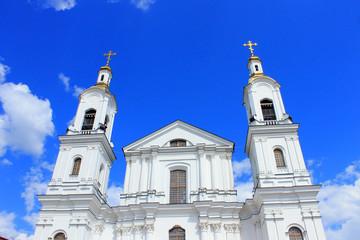 Успенский православный собор в Витебске