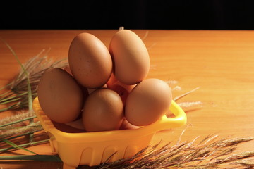 Eggs are very healthy
