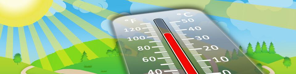 lsb4 LandScapeBanner lsb - heat wave - danger - landscape banner - 4to1 g3664