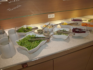 salad buffet