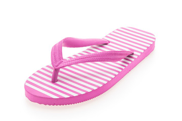 Flip flop isolated on white
